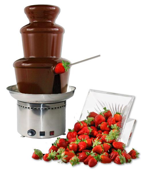 fantana ciocolata, aparatura si accesorii pentru bucatarie profesionala, fructiere, suport pentru tort