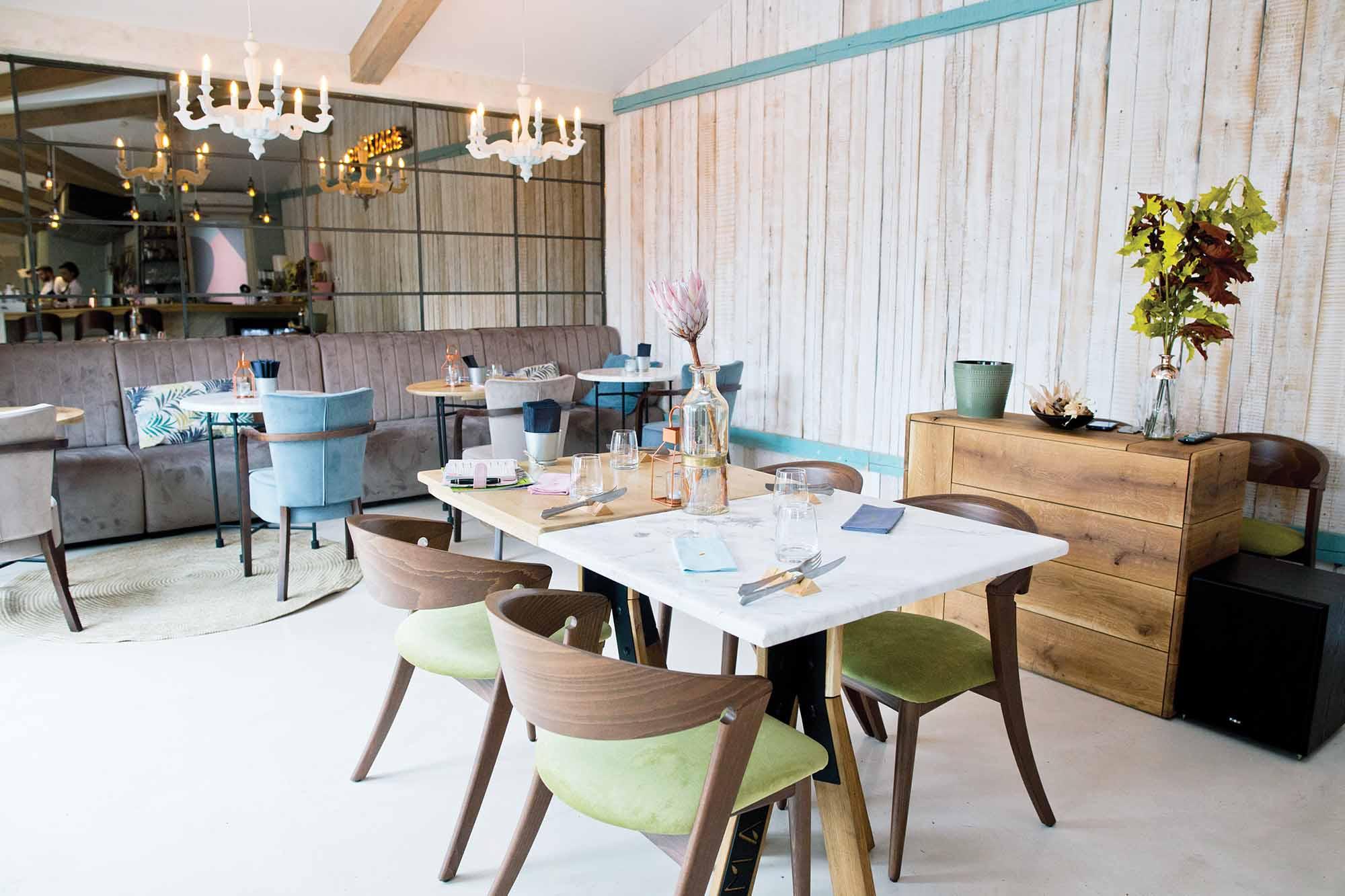 mobilier bar si restaurant