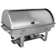 Chafing dish GN 1/1 rolltop