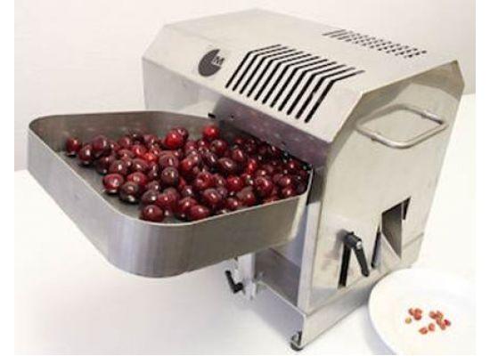 Masina automata pentru scos samburi cirese