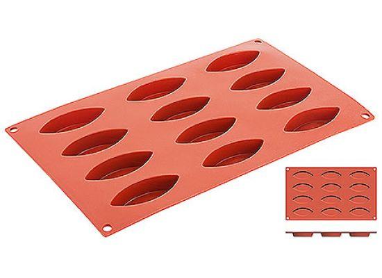 Forma  silicon Schiffchen (12 forme)