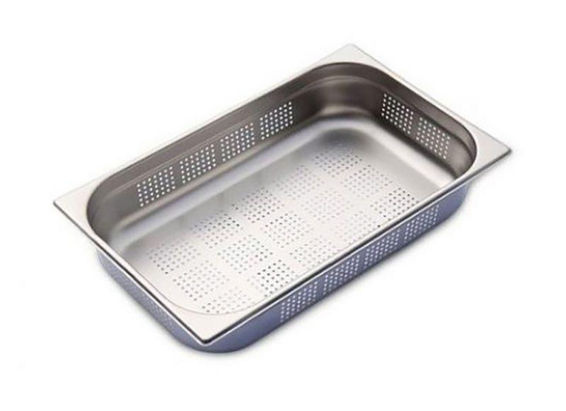 Tava gastronorm   GN 1/1-100 perforata inox
