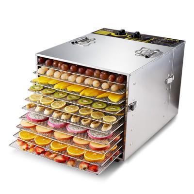 Deshidrator | Aparat uscat fructe cu 6 tavi