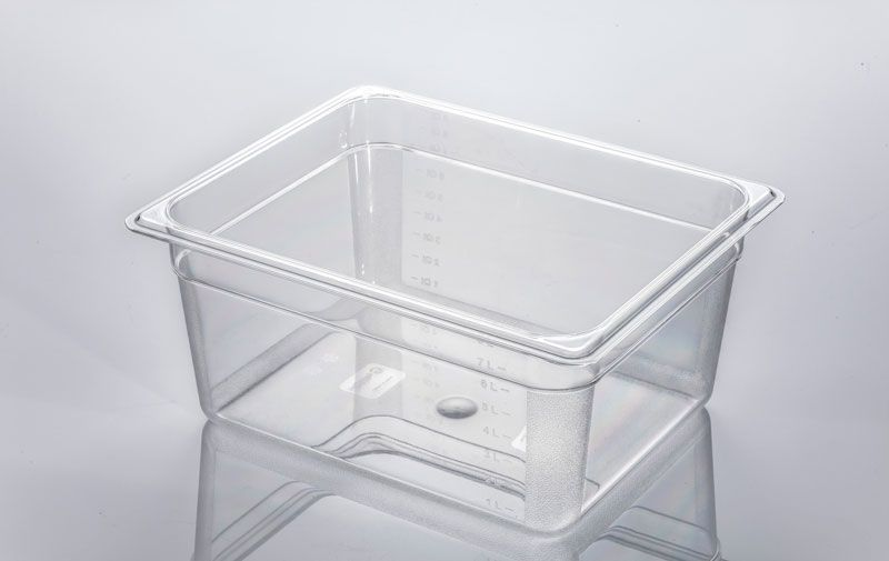Tava gastronorm   GN 1/2-150 mm policarbonat