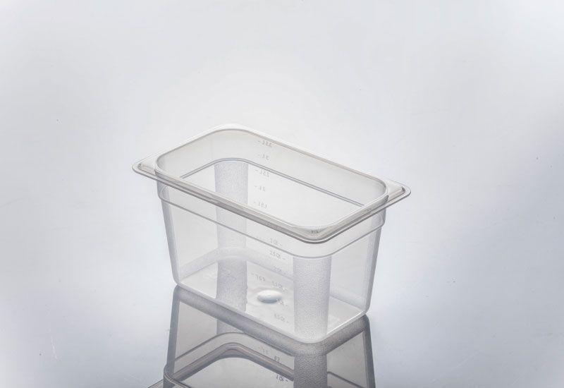 Tava gastronorm | GN 1/4-150 mm policarbonat