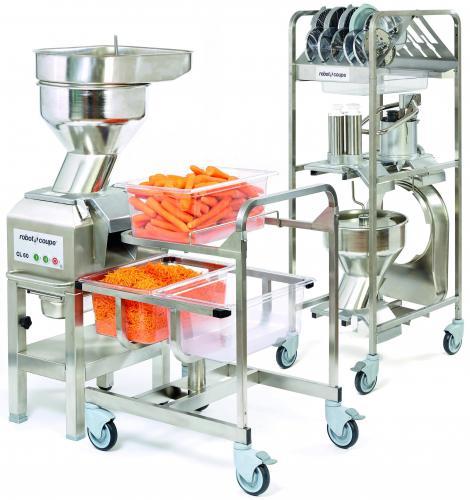 Robot profesional de taiat legume CL60-WORKSTATION