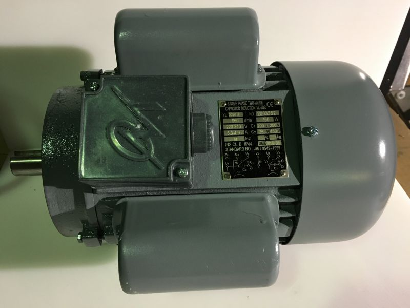 Motor masina curatat cartofi HLP15