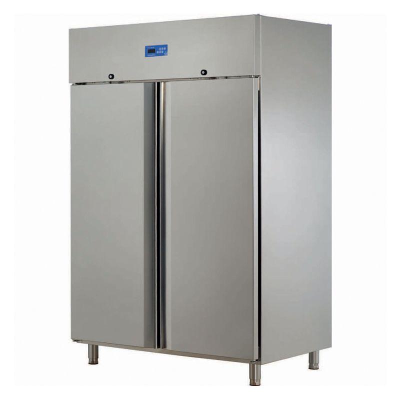 Dulap congelare dublu  INOX 304 | Congelator profesional inox 1300 lt Ozti