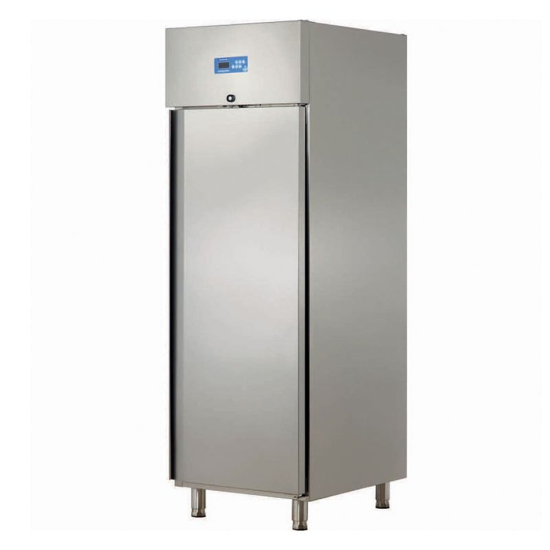 Dulap congelare simplu  INOX 430 | Congelator profesional inox 540 lt Ozti