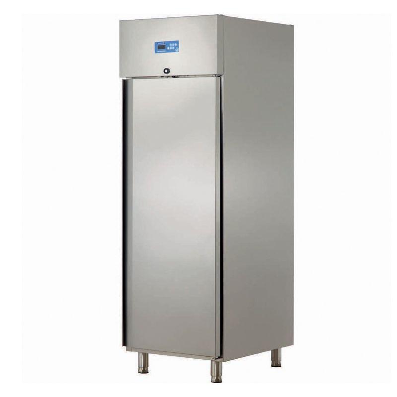 Dulap congelare simplu  INOX 304 | Congelator profesional inox 540 lt Ozti