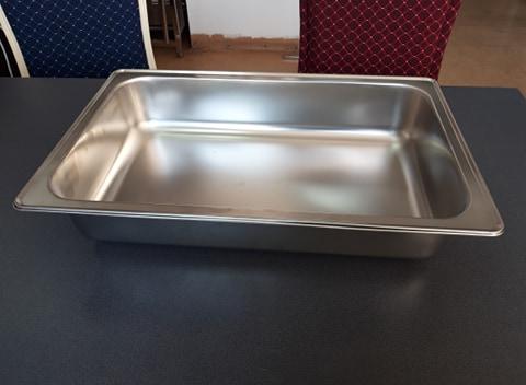 Tava de apa pentru chafing dish