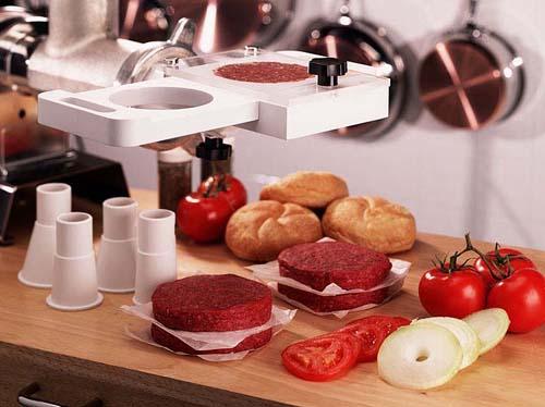 Accesoriu pentru format hamburgeri