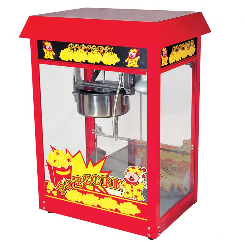 Aparat popcorn | masina  popcorn profesionala