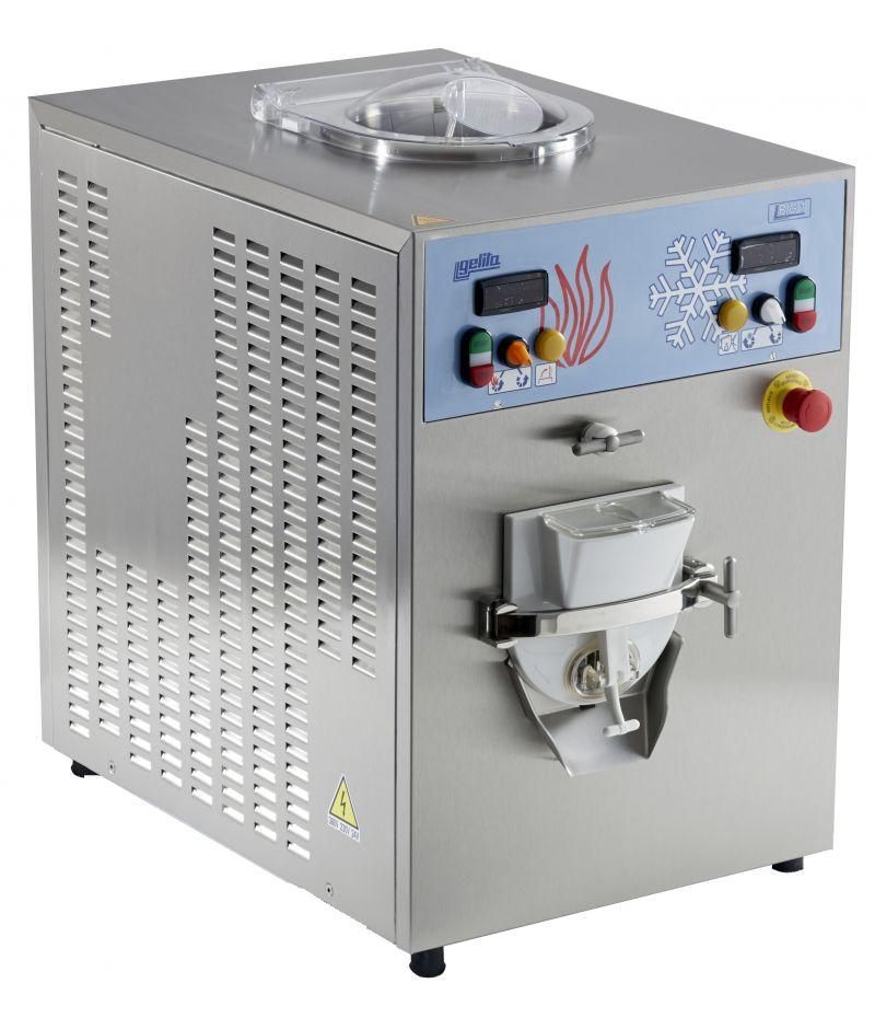 Masina de inghetata Gelita cu pasteurizator-productie  5 l / sarja