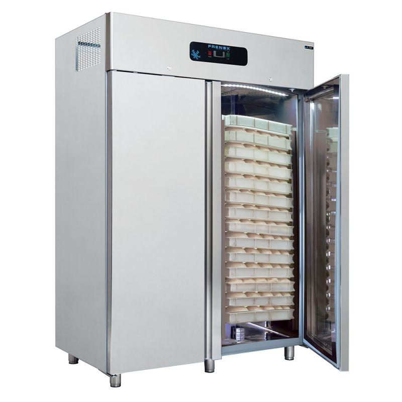 Dulap congelare patiserie dublu   Congelator inox patiserie 1700 lt