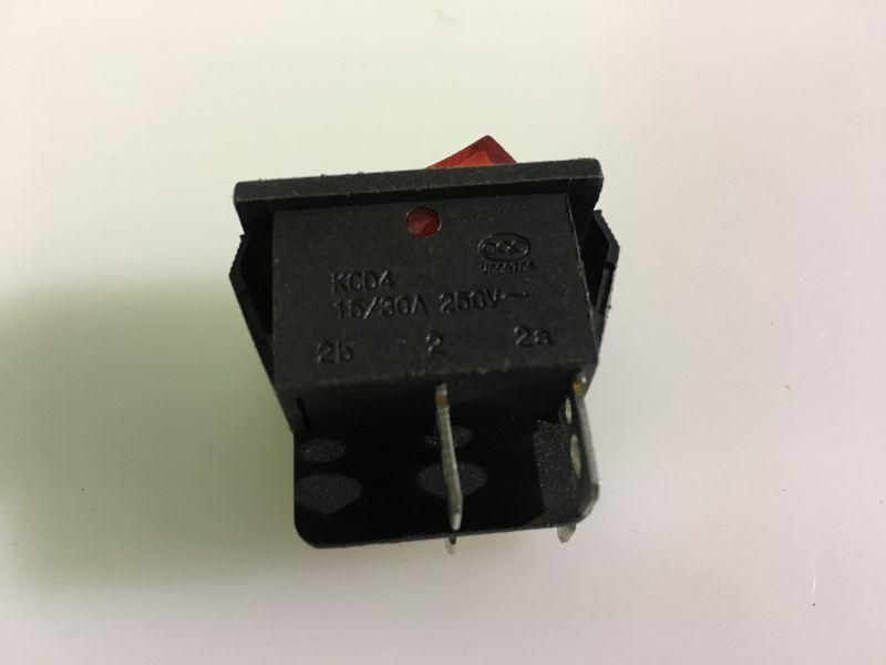 Intrerupator (buton pornit / oprit)  friteusa