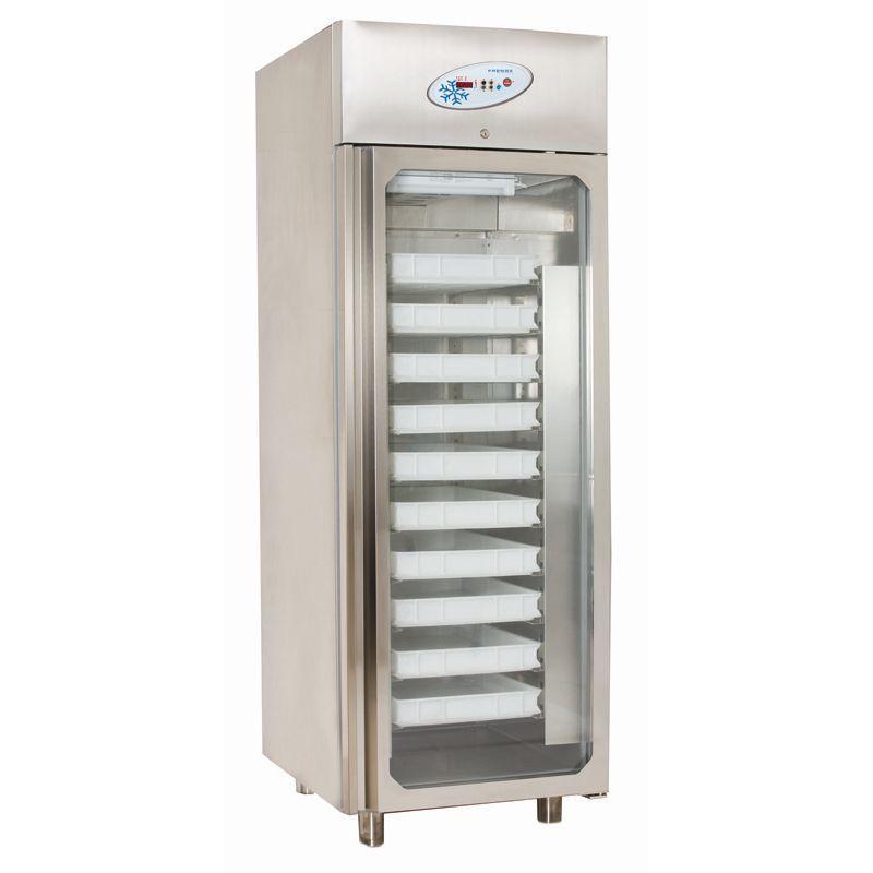 Dulap frigorifc patiserie | Frigider inox patiserie  700 lt
