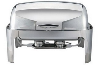 Chafing dish GN 1/1 rolltop deluxe