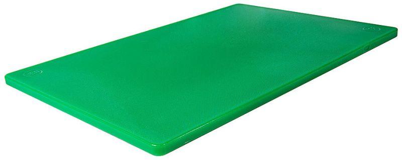 Blat taiere polietilena | Tocator verde 45X30X1.2 CM
