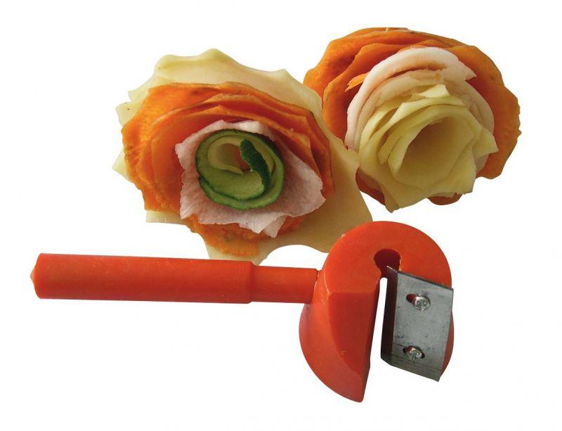 Cutit ornat legume trandafir