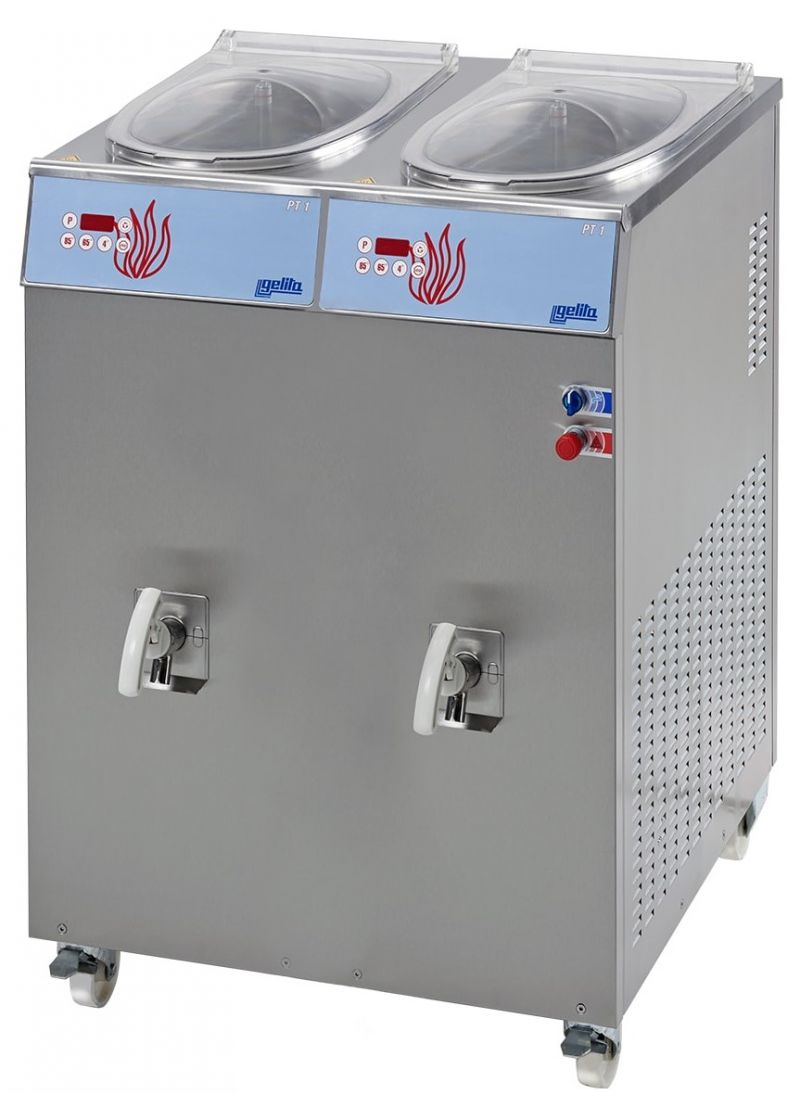 Pasteurizator pentru inghetata Bravo- productie 30 l / cuva