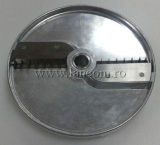 Disc julienne cu latura de 10mm pt. HLC-300