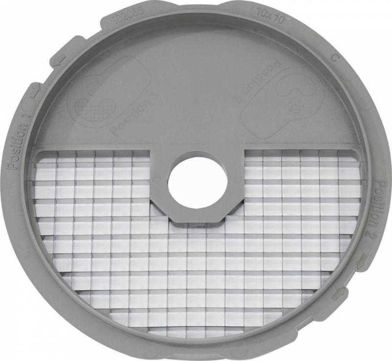 Disc cuburi  10X10 mm Robot Coupe
