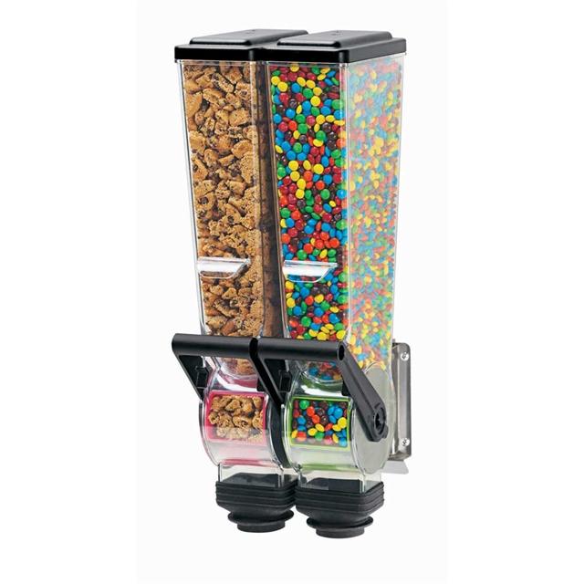 Dispenser | Dozator dublu bomboane 2 L slim line