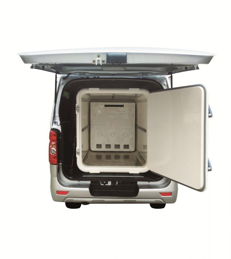 Container frigorific mobil pentru transport si depozitare