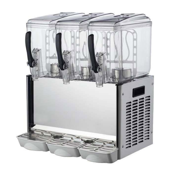 Dozator suc   Dispenser racit pentru sucuri 3 containere