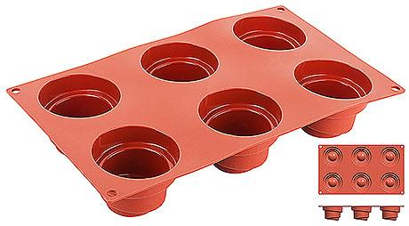 Forma silicon Wendelturm (6 forme)