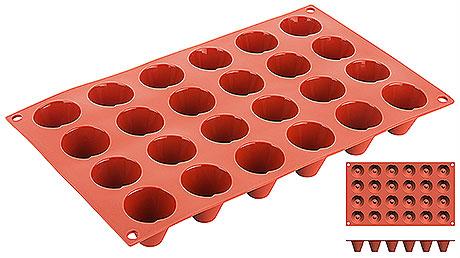 Forma silicon Kegel (24 forme)