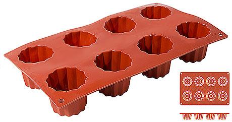 Forma silicon Bordelais (8 forme)