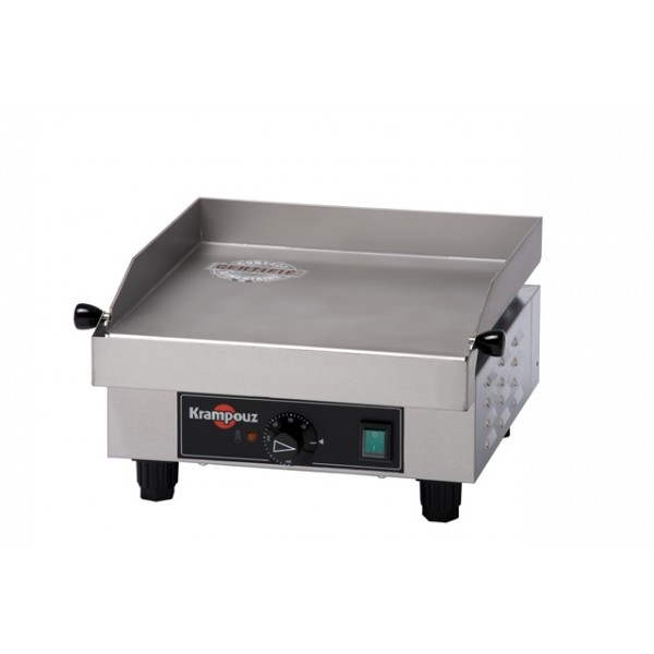 Gratar profesional | Grill electric neted Krampouz