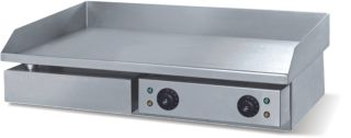 Grill   gratar profesional neted 4.4 kw - electric