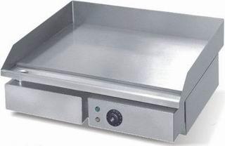 Grill | gratar profesional neted din inox 3kw 550x430x240mm
