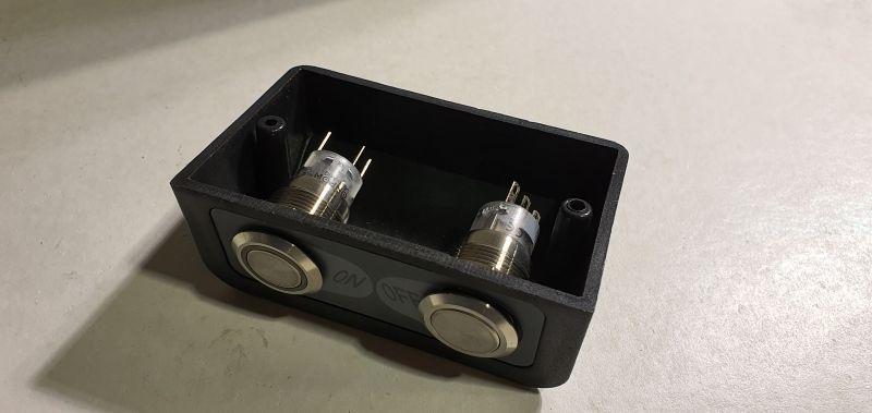 Intrerupator control cutter HR