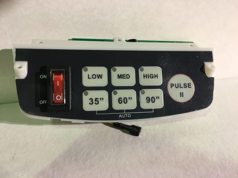 Panou control electronic blender JTC