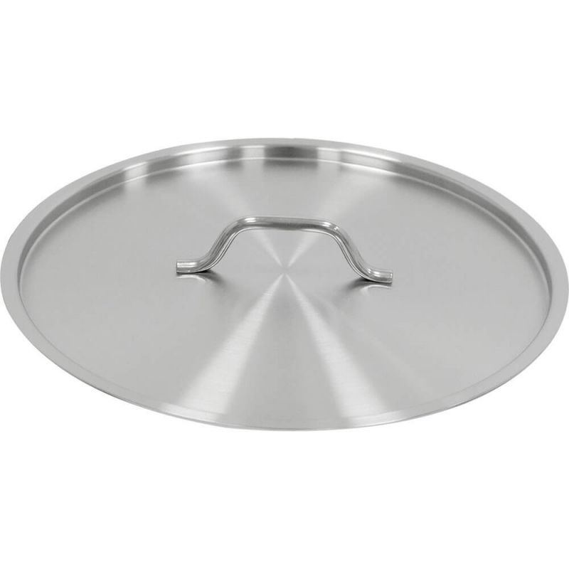 Capac  inox magnetic pentru oala | cratita F32