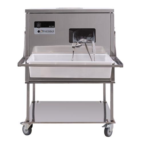 Masina profesionala lustruit  tacamuri SH7000