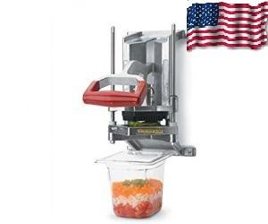 Aparat manual pentru taiat cartofi pai si cuburi  INSTACUT 3.5 - USA