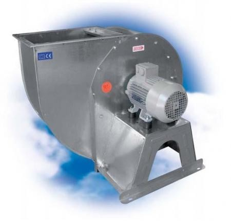 Motor/ Ventilator centrifugal exterior 2500 MC|H trifazic