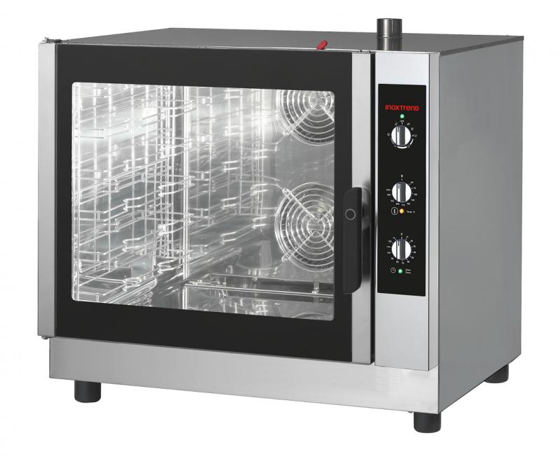 Cuptor Nice&Go electric, analog, 7 tavi GN 1/1 sau patiserie 600x400 mm