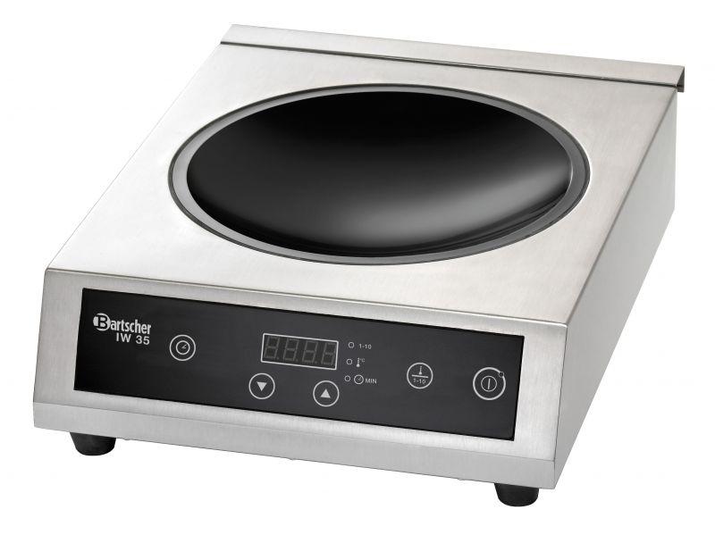 Plita cu inductie profesionala pentru wok