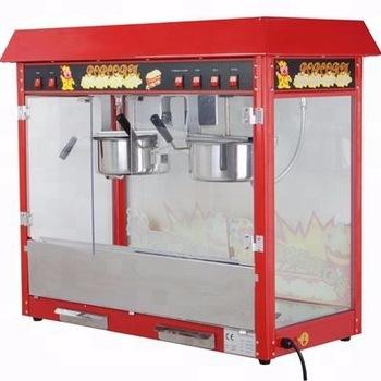 Aparat popcorn | masina popcorn dubla profesionala