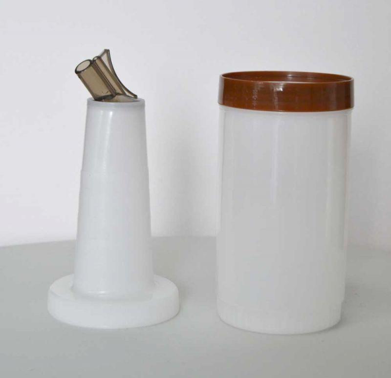 Pourer - picurator maro   recipient mixare