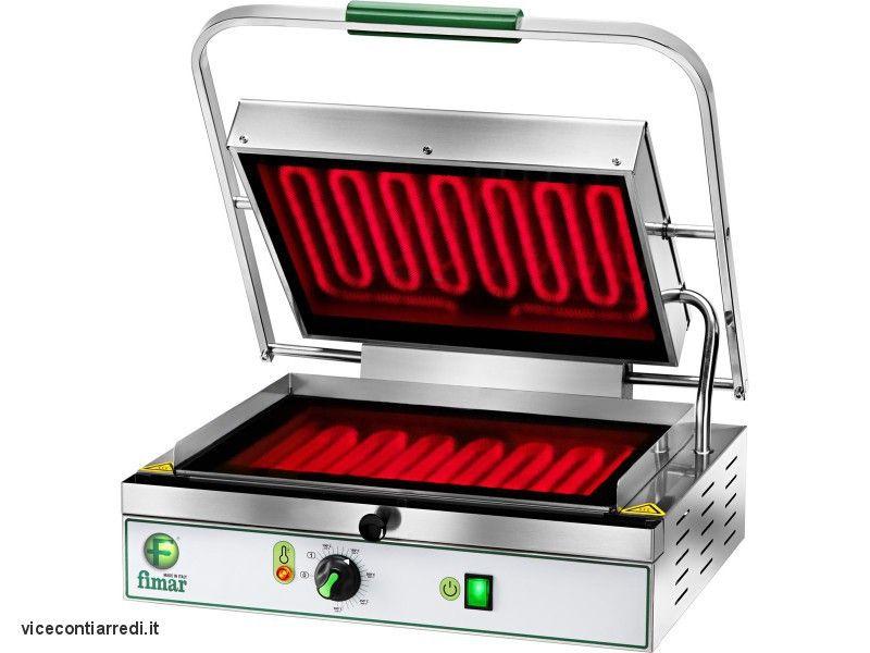 Contact grill vitroceramic   Grill panini