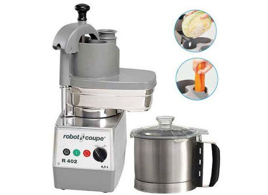 Robot legume + cutter R402A