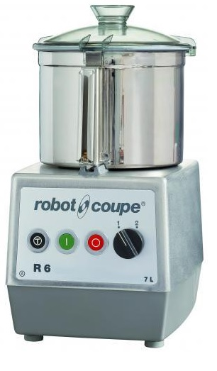 Cutter profesional R6 - Robot Coupe