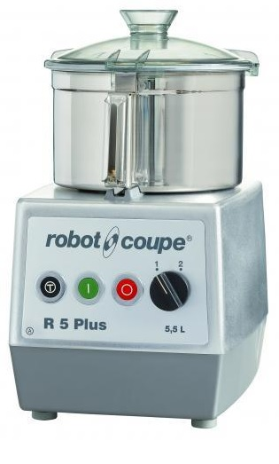 Cutter profesional R5 Plus - Robot Coupe